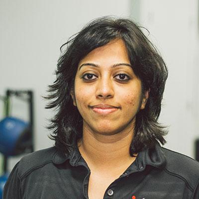 Shraddha Inamdar   Surrey 152St Physiotherapy & Sports Injury Clinic