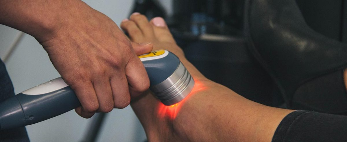 Laser Therapy | Surrey 152St Physiotherapy & Sports Injury Clinic